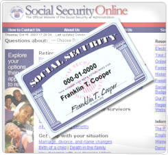 get social security number:
