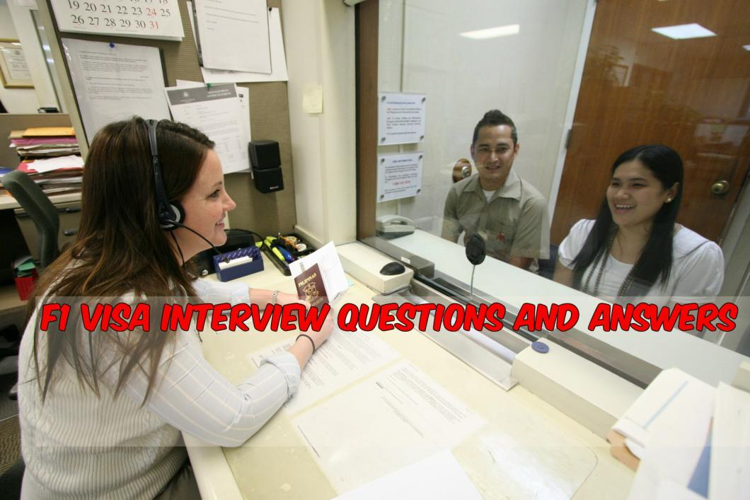 Visa interview tricks and questions plus answers youtube.