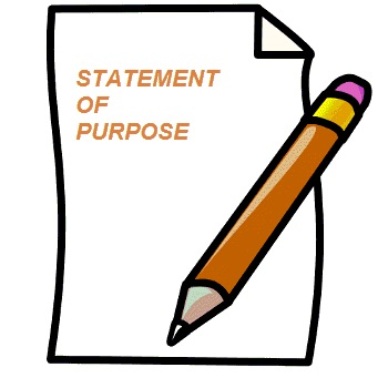 example of purpose a statement