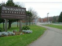 Anything Related to Binghamton University